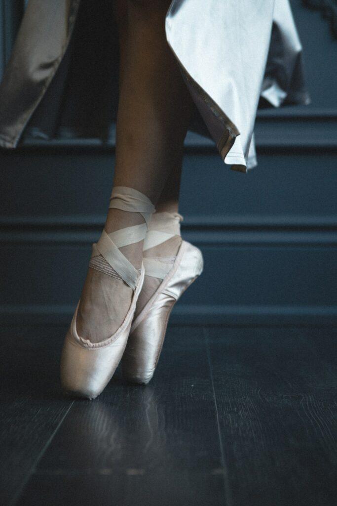 Ballet pumps in box barre sheffield