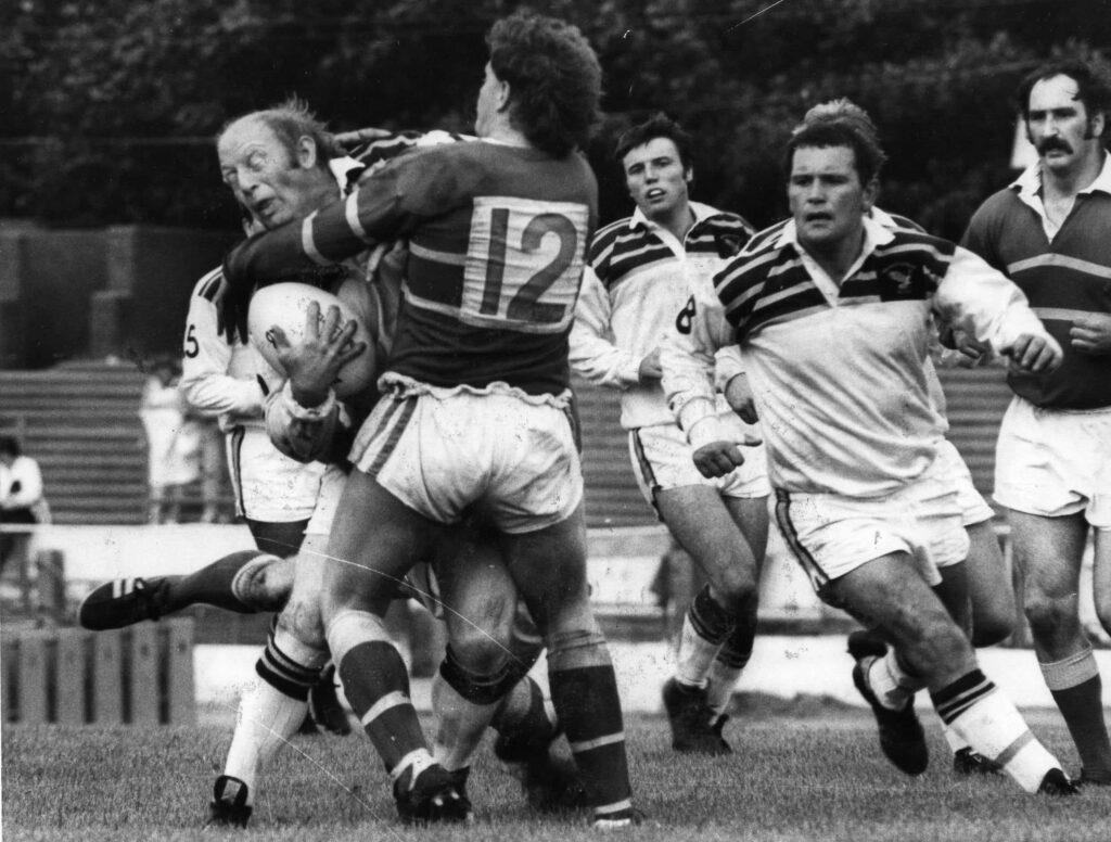 Sheffield Eagles throwback