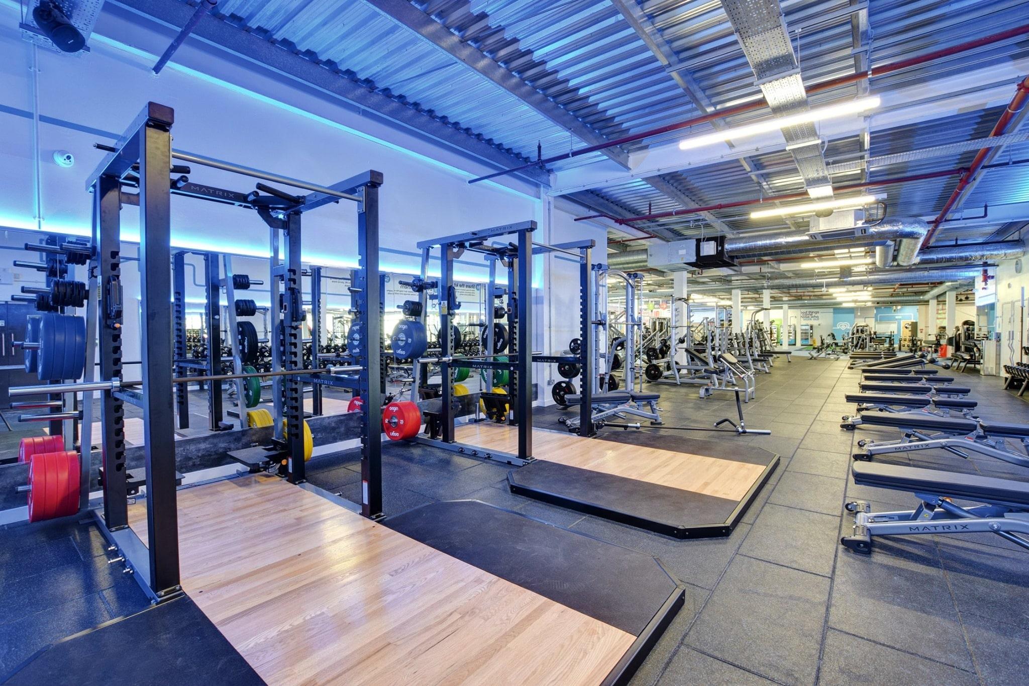 Sheffield Gyms