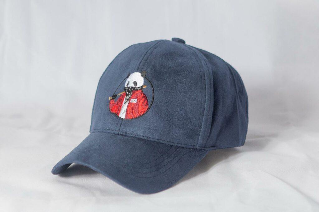 Tom Farrell hat in Blue