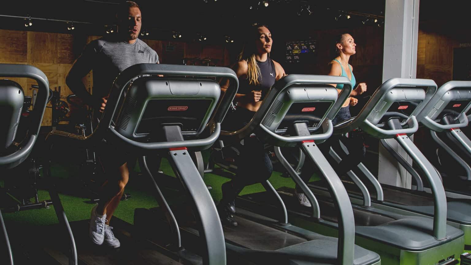 cardio-zone in BXF Gyms