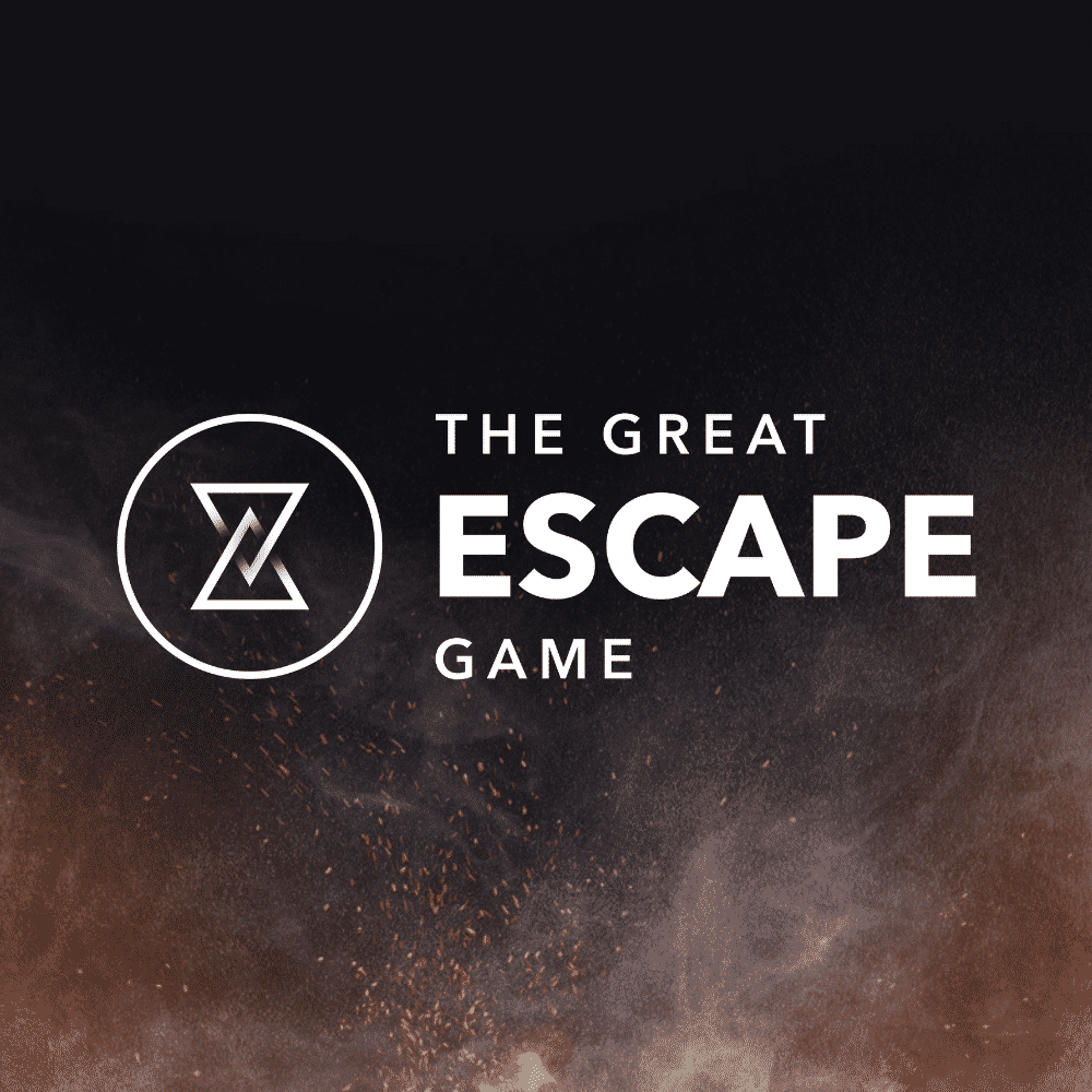 The great escape game Sheffield logo