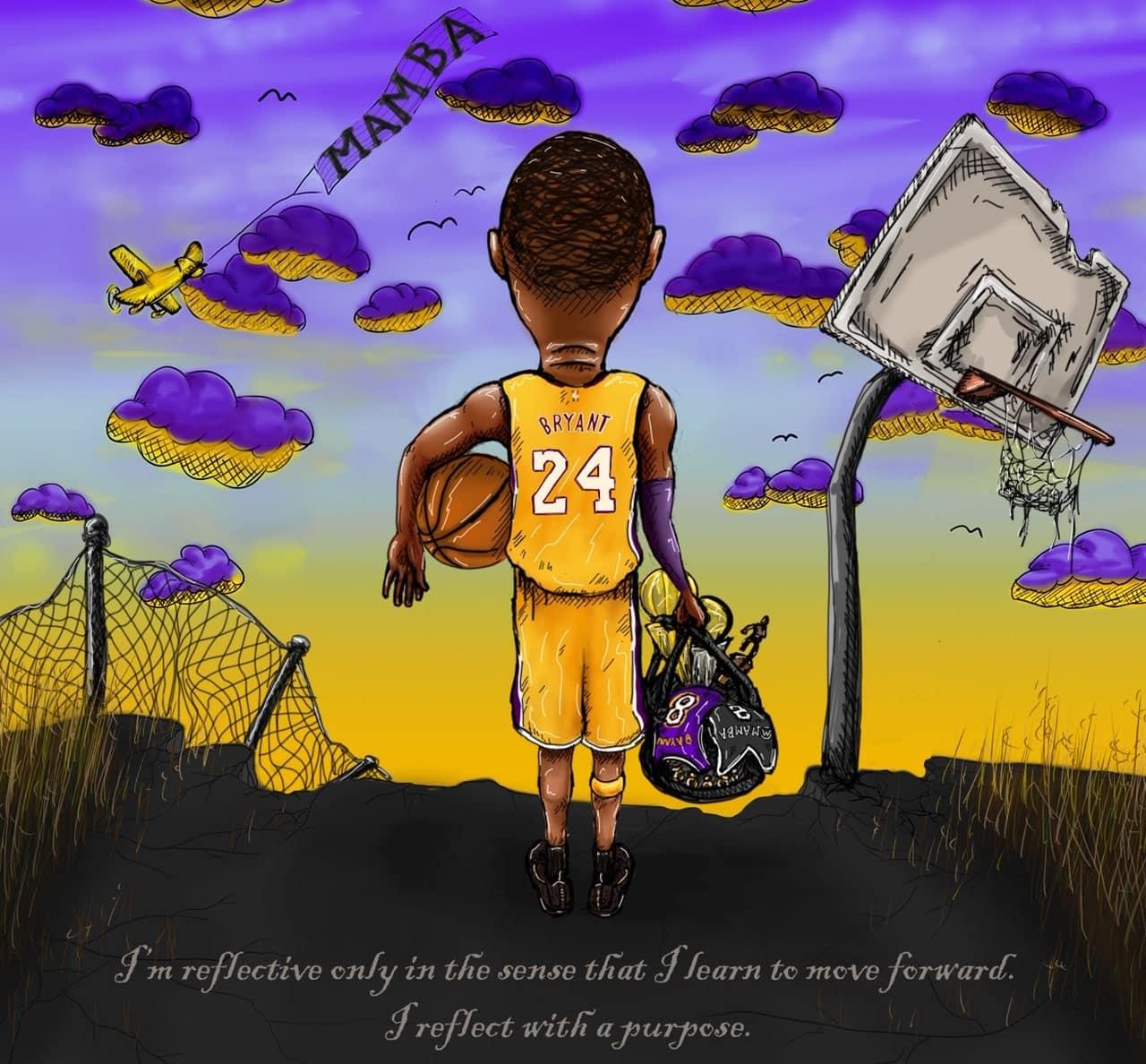 Phenom Kobe Bryant Tribute